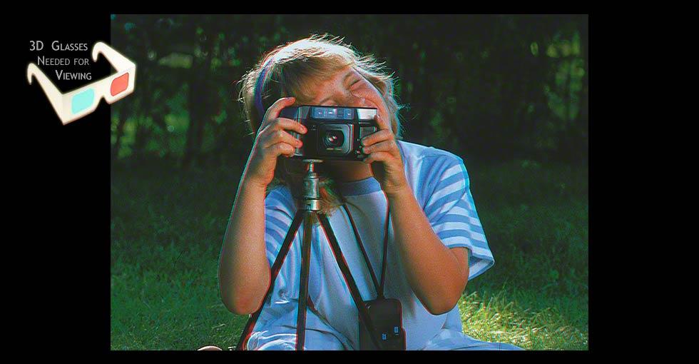 Stereoscopic Image Example